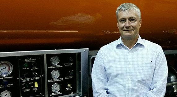 Joe Spoon, Executive Vice President of Aircraft Refuelers